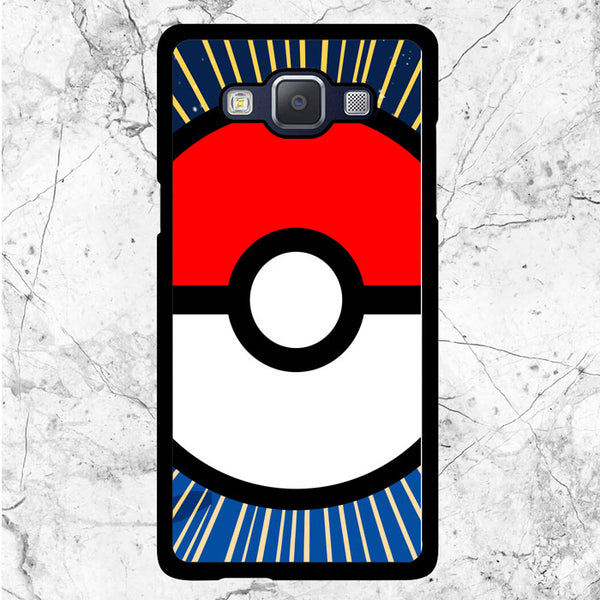 Pokemon Influence Poke Ball Samsung Galaxy J3 2016 Case
