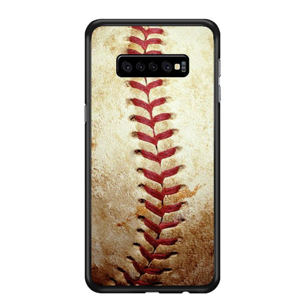 Baseball Stitching Samsung Galaxy S10e Case - Sixtyninecase
