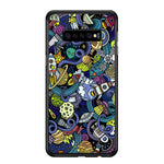 Doodle Space Samsung Galaxy S10 Plus Case - Sixtyninecase