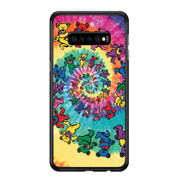 Grateful Dead Bear Samsung Galaxy S10e Case - Sixtyninecase