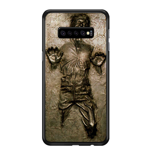 Han Solo In Carbonite Star Wars Samsung Galaxy S10 Plus Case - Sixtyninecase