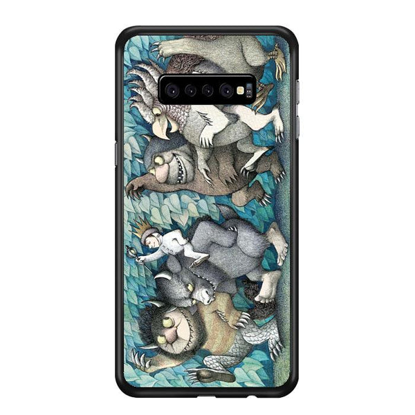 Where The Wild Things Are Art Samsung Galaxy S10e Case - Sixtyninecase