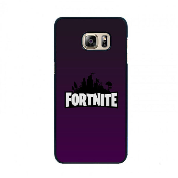 Fortnite Logos Samsung Galaxy S6 Edge Plus Case - Sixtyninecase