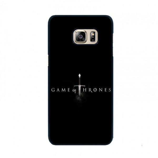 Game Of Thrones Logo Samsung Galaxy S6 Edge Plus Case - Sixtyninecase