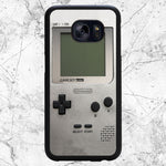 Silver Gameboy Pocket Samsung Galaxy S7 Edge Case