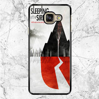Sleeping With Sirens Album Cover Samsung Galaxy A9 Pro Case