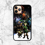 Zelda Character And Majoras iPhone 11 Pro Case - Sixtyninecase