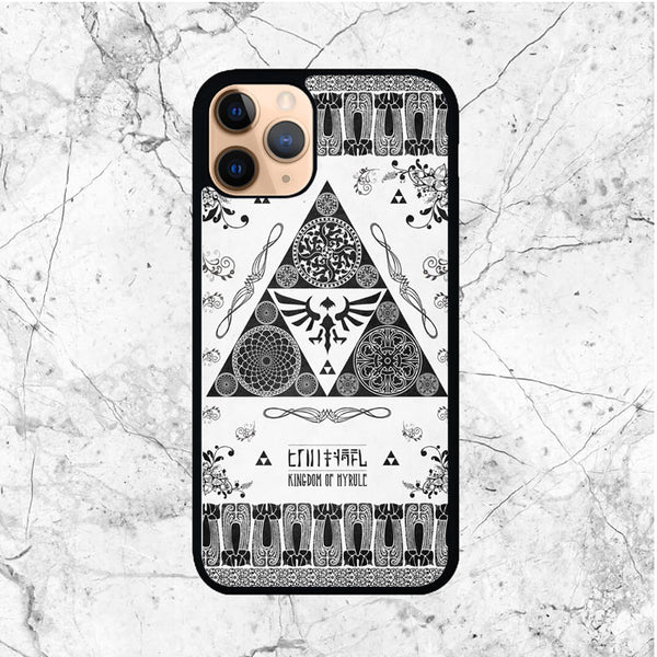 Zelda Kingdom Of Hyrule iPhone 11 Pro Max Case - Sixtyninecase