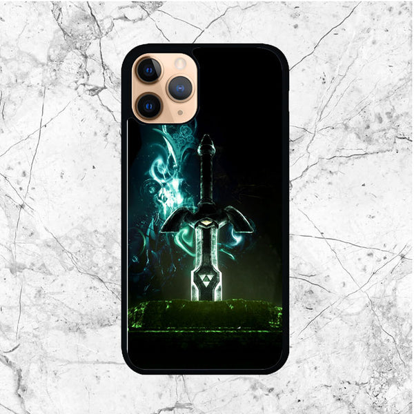 Zelda Sword iPhone 11 Pro Max Case - Sixtyninecase