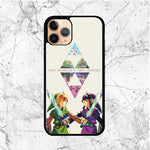 Zelda Two Worlds Two Heroes iPhone 11 Pro Case - Sixtyninecase