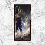 Vegeta Saiyan Dragon Ball Samsung Galaxy Note 10 Case - Sixtyninecase