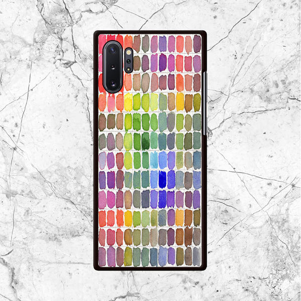 Watercolor Art Samsung Galaxy Note 10 Case - Sixtyninecase