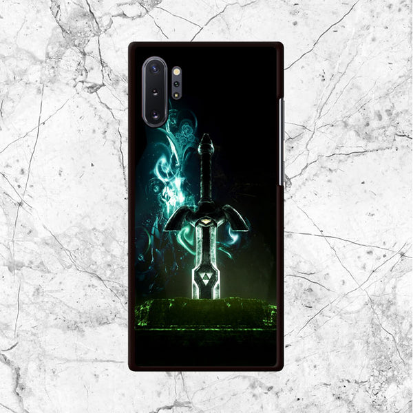 Zelda Sword Samsung Galaxy Note 10 Plus Case - Sixtyninecase