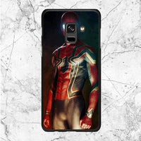 Spiderman Homecoming New Costume Samsung Galaxy A8 2018 Case