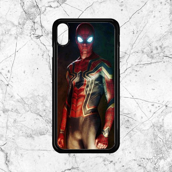 Spiderman Homecoming New Costume iPhone XR Case