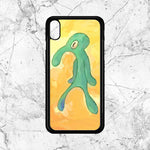 Squidward Old Bold And Brash iPhone XS Case