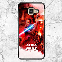 Star Wars The Last Jedi Movie Samsung Galaxy A9 Pro Case