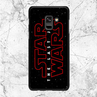 Star Wars The Last Jedi Samsung Galaxy A8 2018 Case