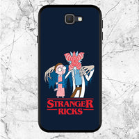 Stranger Ricks Stanger Things Samsung Galaxy J5 Prime Case | Sixtyninecase