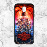Stranger Things 2 Poster Samsung Galaxy J7 2017 EURO Version Case