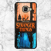 Stranger Things Art Samsung Galaxy A9 Pro Case