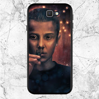 Stranger Things Eleven Art Samsung Galaxy J5 Prime Case | Sixtyninecase
