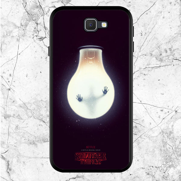 Stranger Things Lamp Samsung Galaxy J5 Prime Case | Sixtyninecase