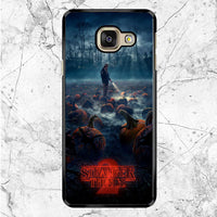 Stranger Things Movie Poster Samsung Galaxy A9 Pro Case | Sixtyninecase
