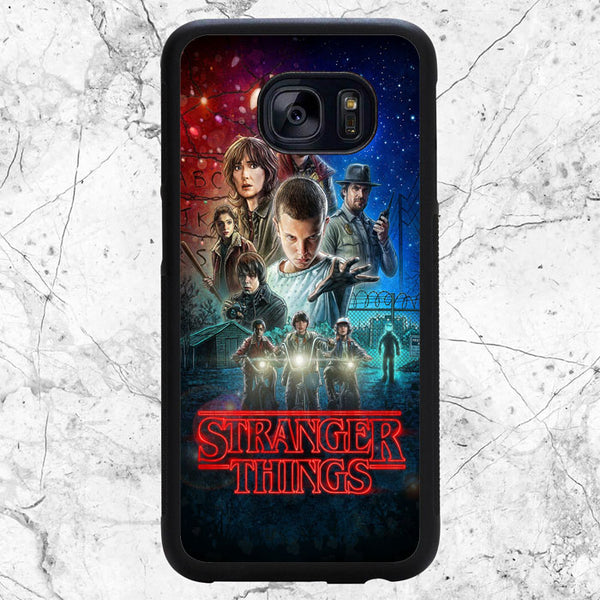 Stranger Things Season 1 Samsung Galaxy S7 Edge Case