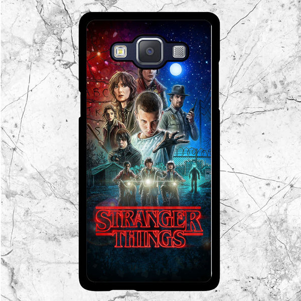 Stranger Things Season 1 Samsung Galaxy J3 2016 Case