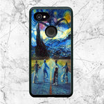 Stranger Things Starry Night Google Pixel 2 XL Case | Sixtyninecase