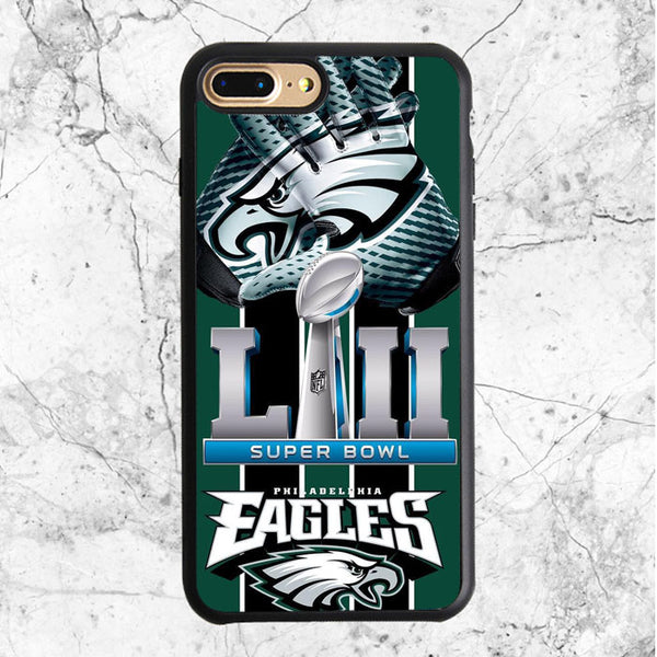 Super Bowl LII Eagles iPhone 8 Plus Case | Sixtyninecase
