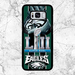 Super Bowl LII Eagles Samsung Galaxy S8 Plus Case | Sixtyninecase