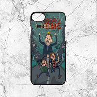 Supernatural Adventure Time iPhone  7 Case | Sixtyninecase