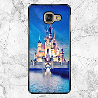 The Disney Land Castle Samsung Galaxy A9 Pro Case