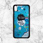 The Fault In Our Stars Custom Cover Book iPhone XS Max Case