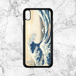 The Great Wave Off Kanagawa iPhone XR Case