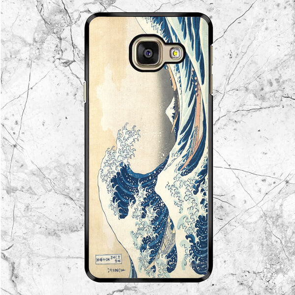 The Great Wave Off Kanagawa Samsung Galaxy A9 Pro Case