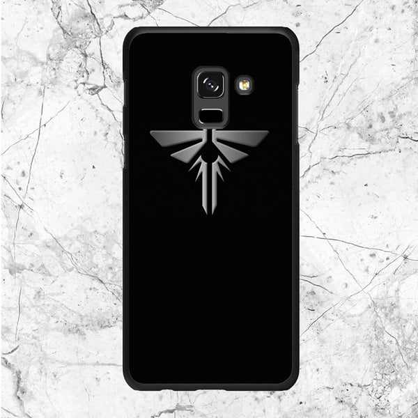 The Last Of Us Fire Flies Samsung Galaxy A8 Plus 2018 Case