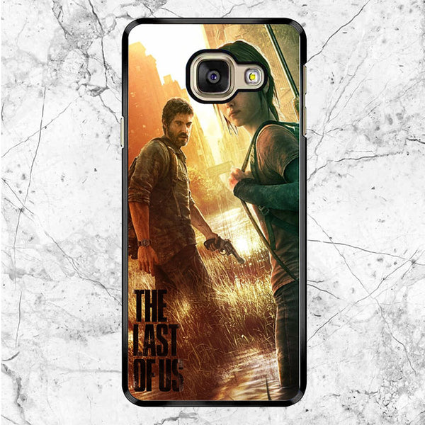 The Last Of Us Samsung Galaxy A9 Case