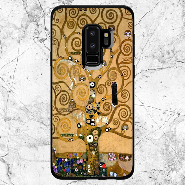 The Tree Of Life Gustav Klimt Samsung Galaxy S9 Case | Sixtyninecase