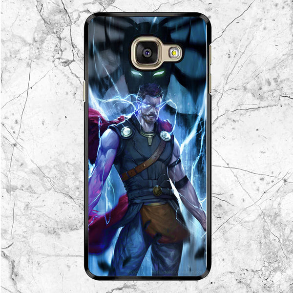 Thor Ragnarok Fan Art Samsung Galaxy A9 Case