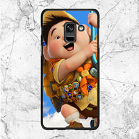 Up Disney Russell Samsung Galaxy A8 2018 Case
