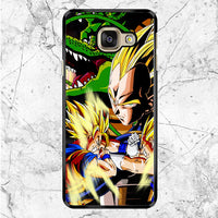 Vegeta Vs Goku Samsung Galaxy A9 Pro Case