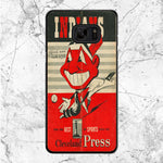 Vintage Cleveland Indians Press 1950 Samsung Galaxy Note 7 Case