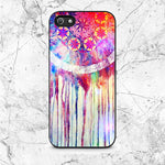 Watercolor Dream Catcher Nebula iPhone 5|5S|SE Case