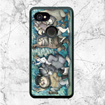 Where The Wild Things Are Art Google Pixel 2 XL Case | Sixtyninecase