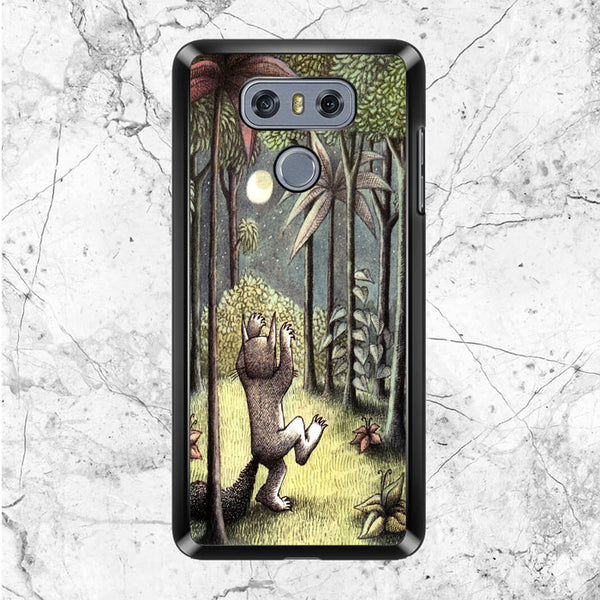 Where The Wild Things Are LG G6 Case | Sixtyninecase