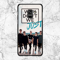 Why Dont We Just Samsung Galaxy A8 2018 Case