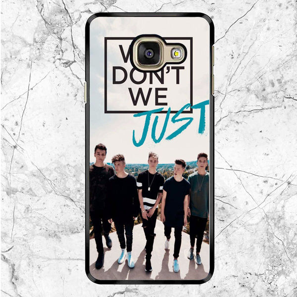 Why Dont We Just Samsung Galaxy A9 Pro Case
